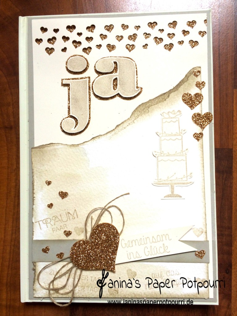 jpp - Glamour Wedding Journal