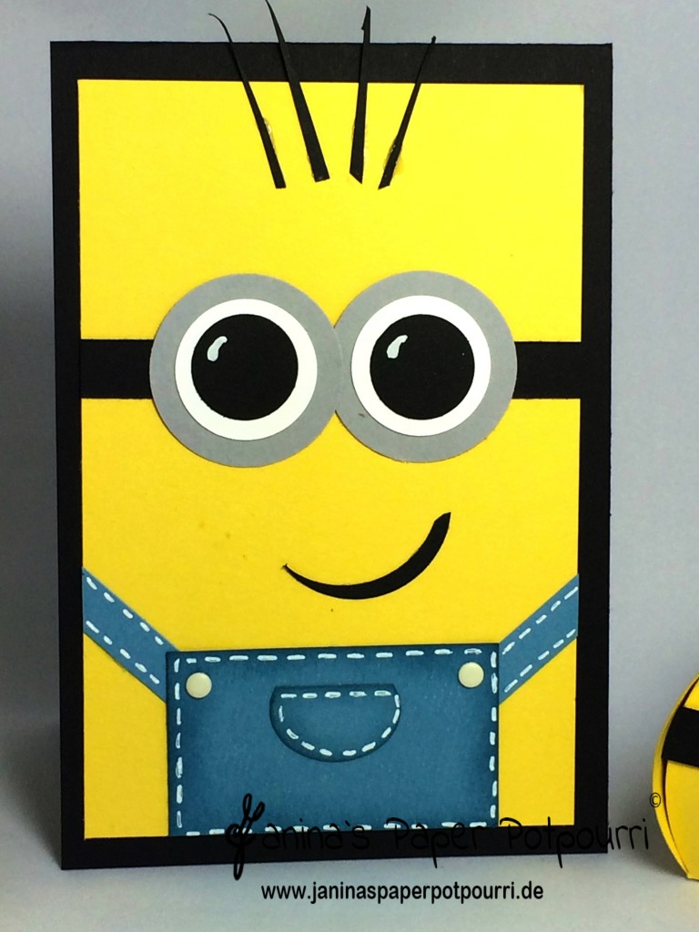 jpp - Minion Birthday Set 2