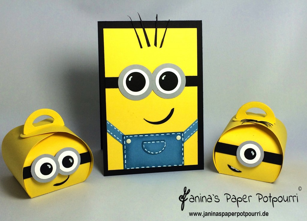 jpp - Minion Birthday Set 3