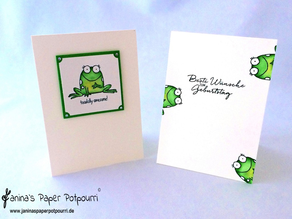 jpp - toadally in love with frogs