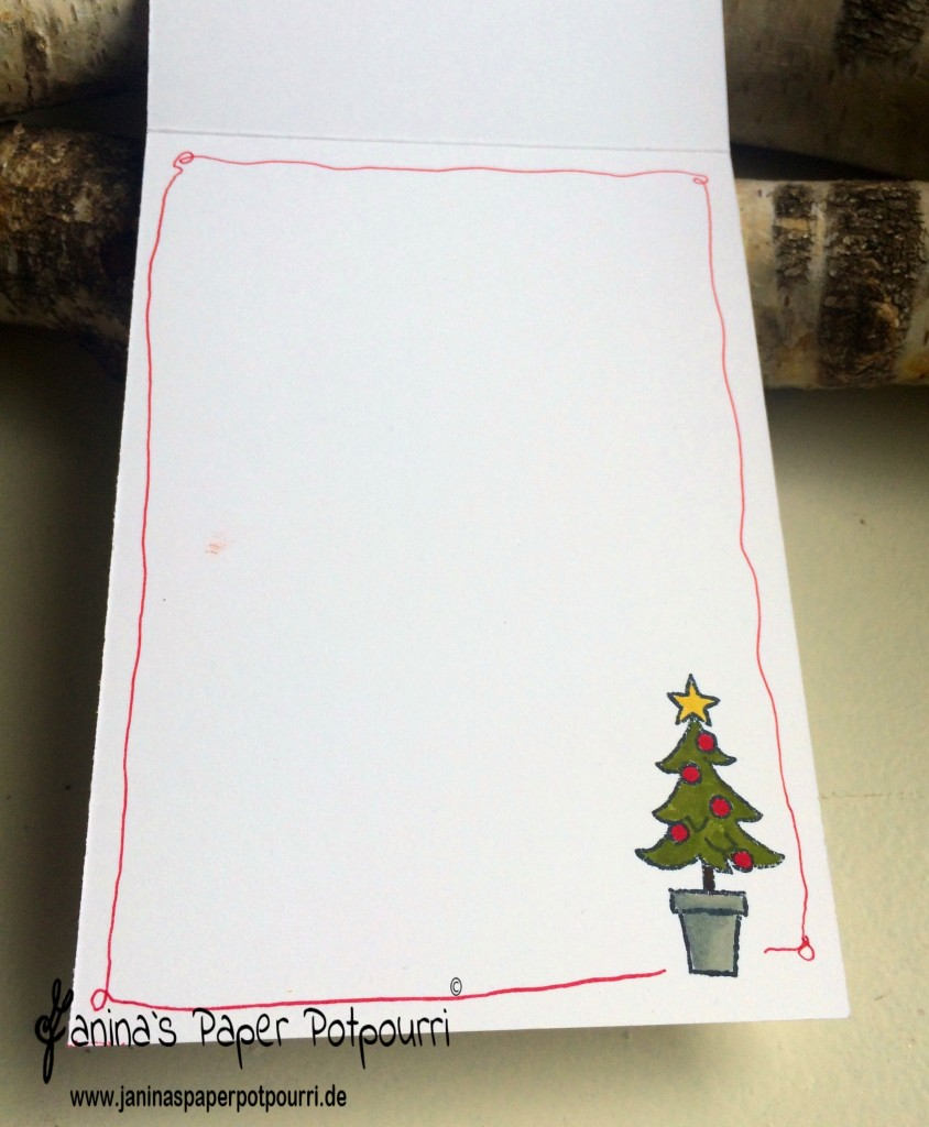 jpp - Getting the Tree Christmas Card 2