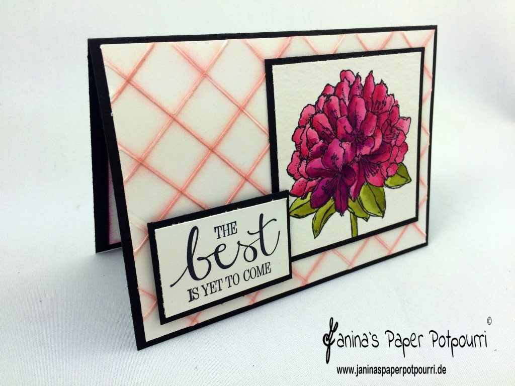jpp - Faux Tile Technique Birthday Cards 1