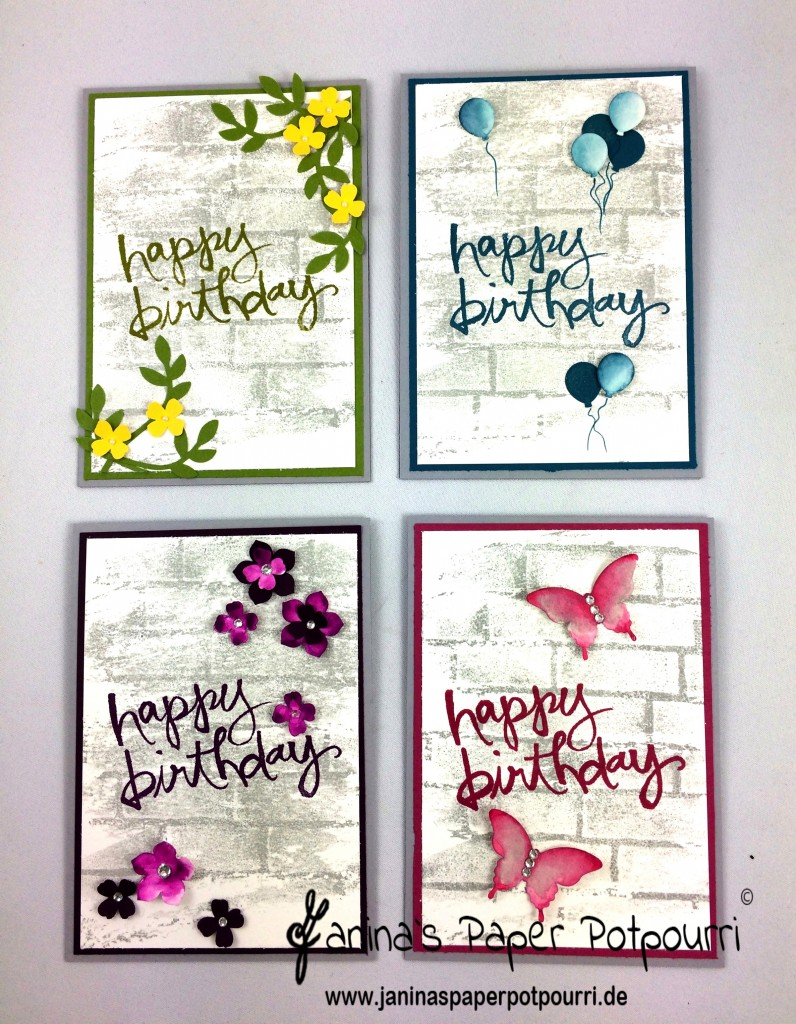 jpp - Wall-Art Birthday Cards