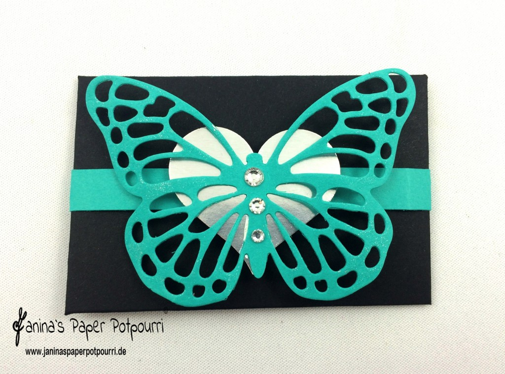 Giftcard Holder Butterfly 2