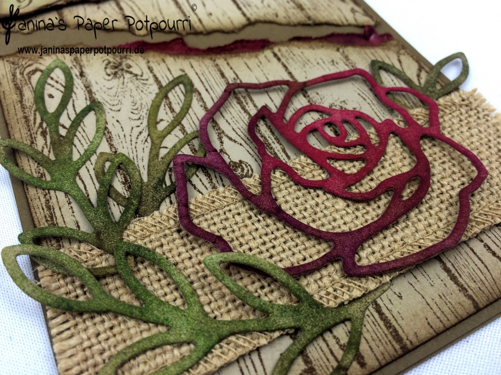 jpp - rustic rose Birthday card 2
