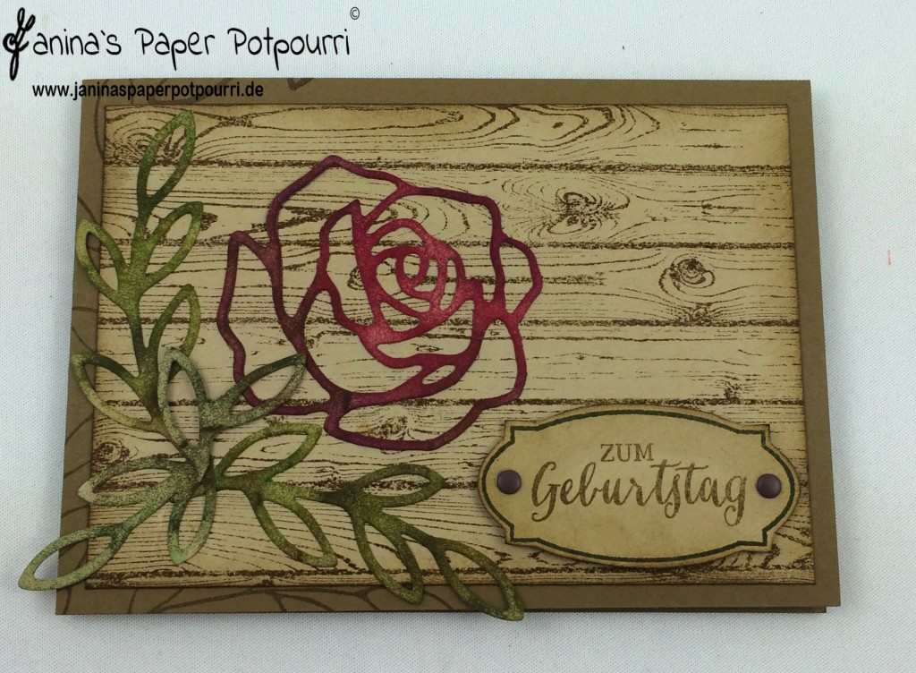 jpp - rustic rose Birthday card 4