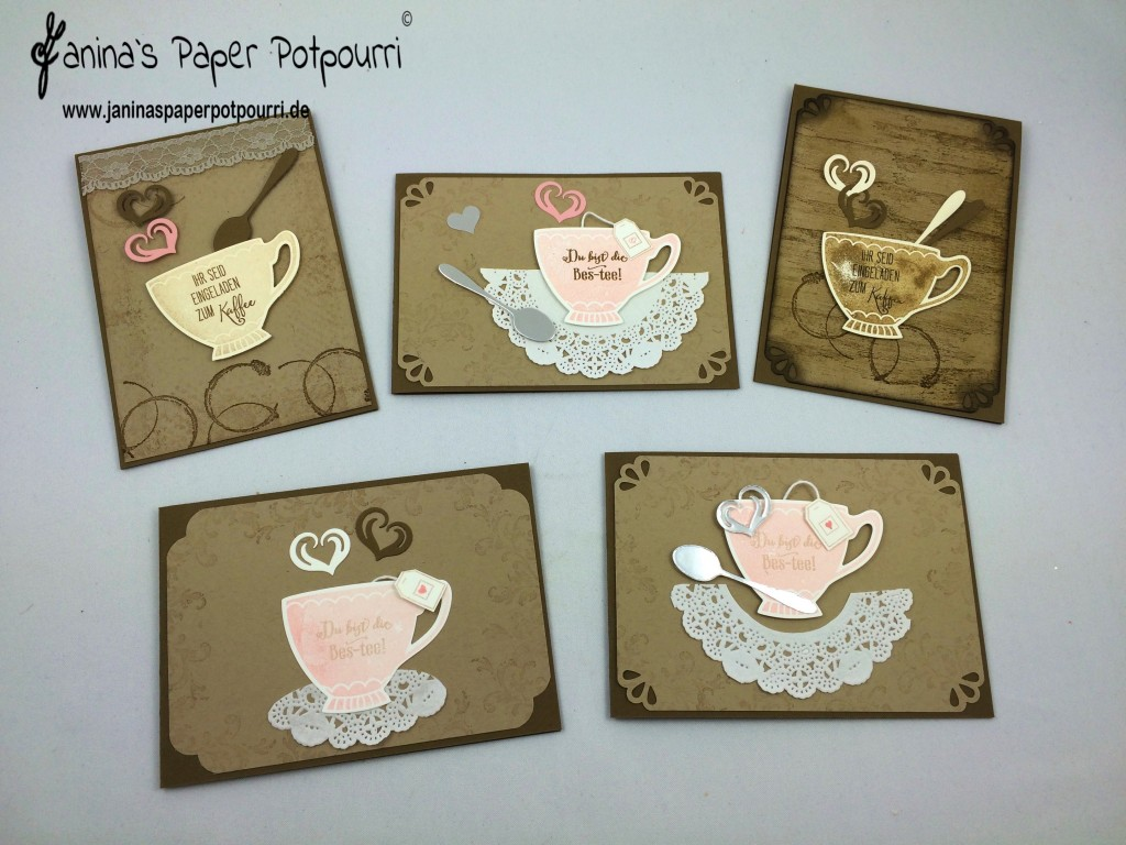 jpp - Coffe or Tea Cards