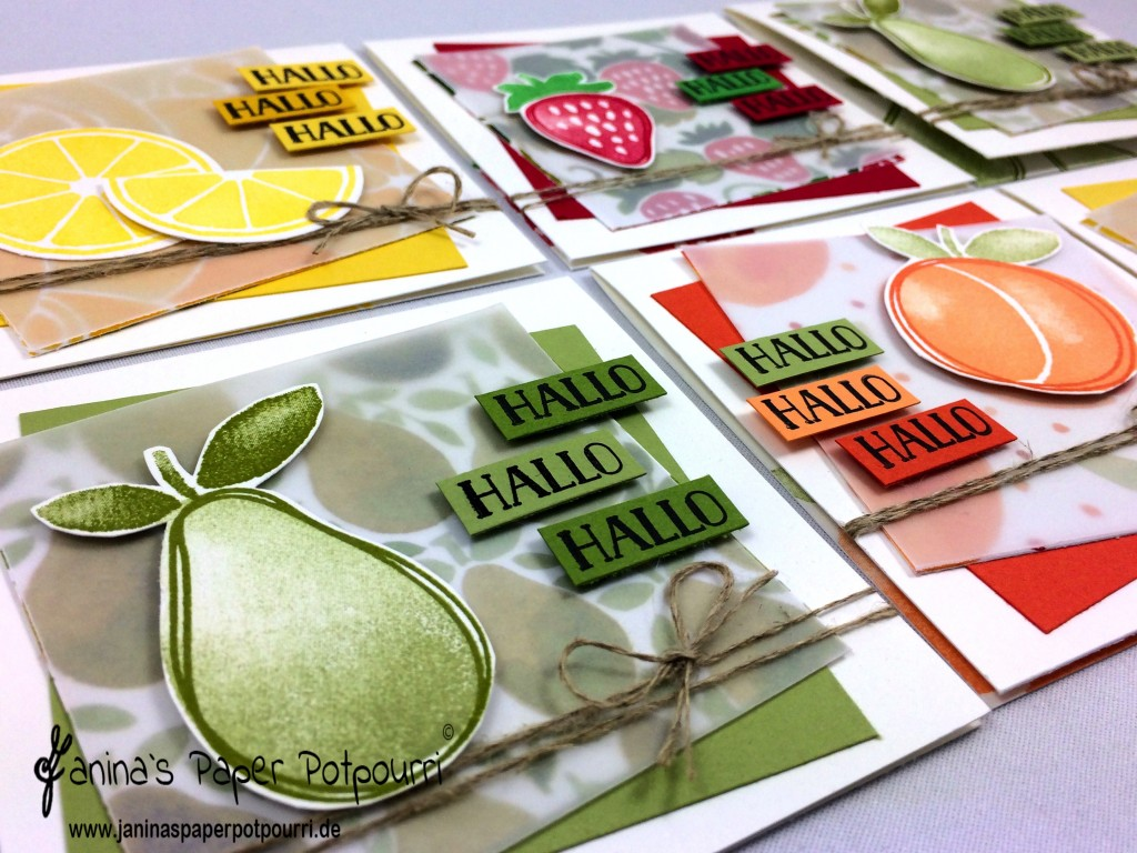 jpp - Fruity Mini Cards 4