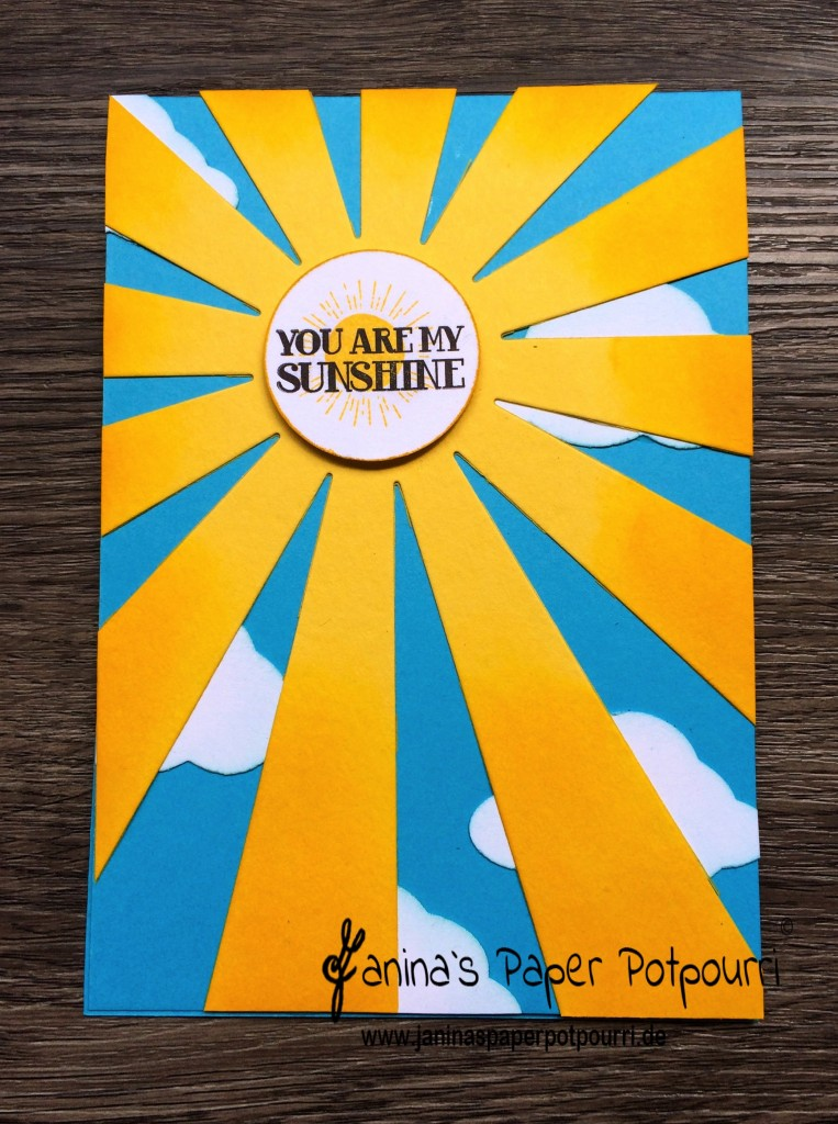 jpp - You are my Sunshine Cards 2