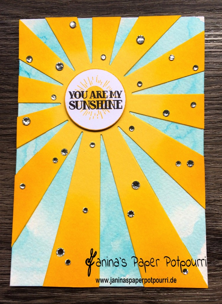 jpp - You are my Sunshine Cards 3