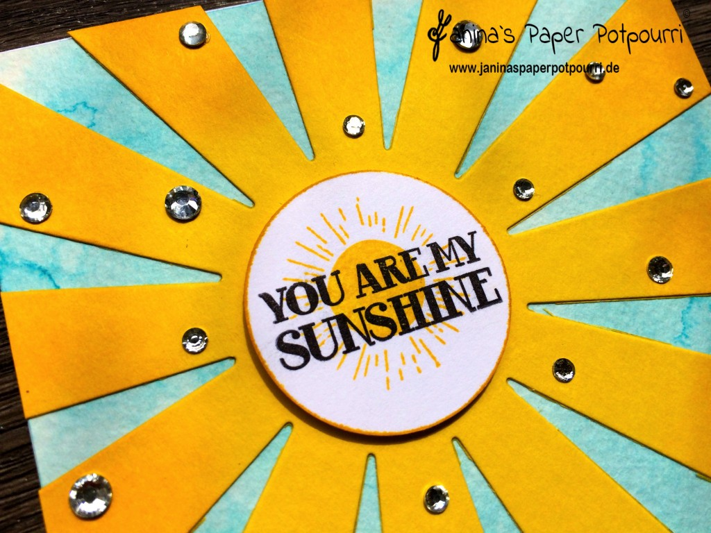 jpp - You are my Sunshine Cards 4