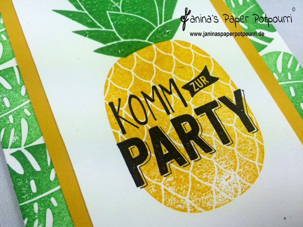 jpp - Pineapple Party Invitation 3